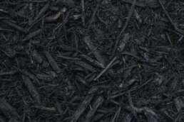 Black Wood Chips